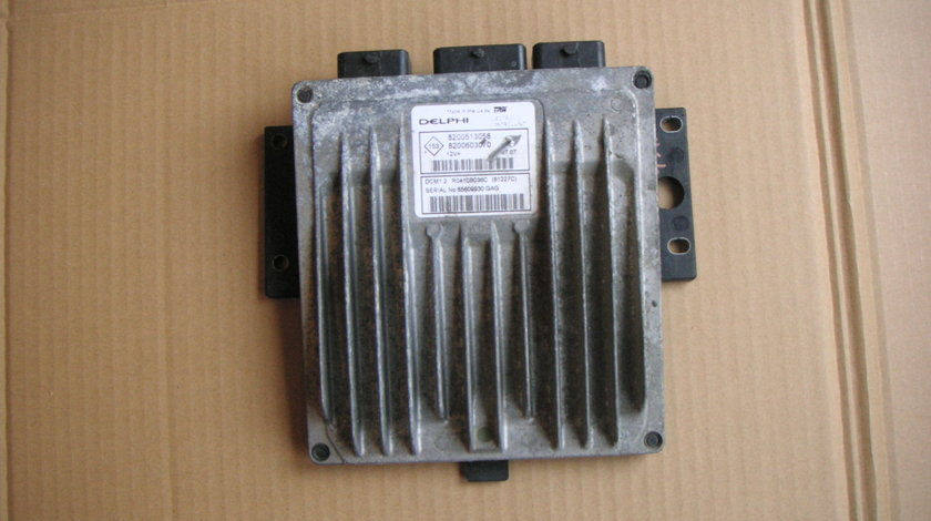 ECU Calculator motor Dacia Logan 1.5 DCI, DCM1.2 (2004-2012), Renault Megane 2, Scenic 2, Clio 3