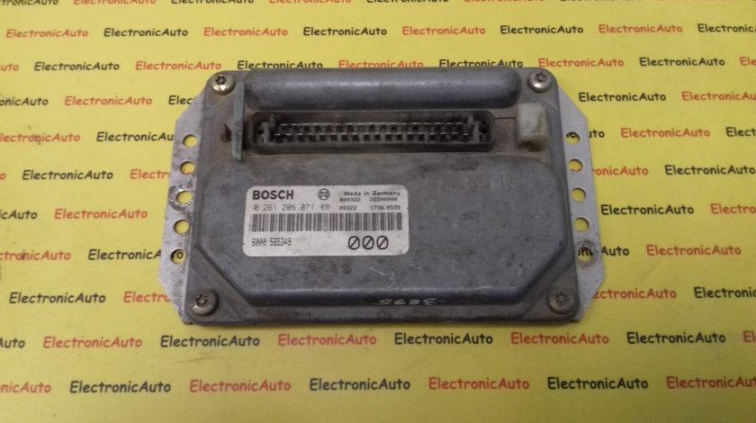ECU Calculator Motor Dacia Nova, Papuc, 0261206071