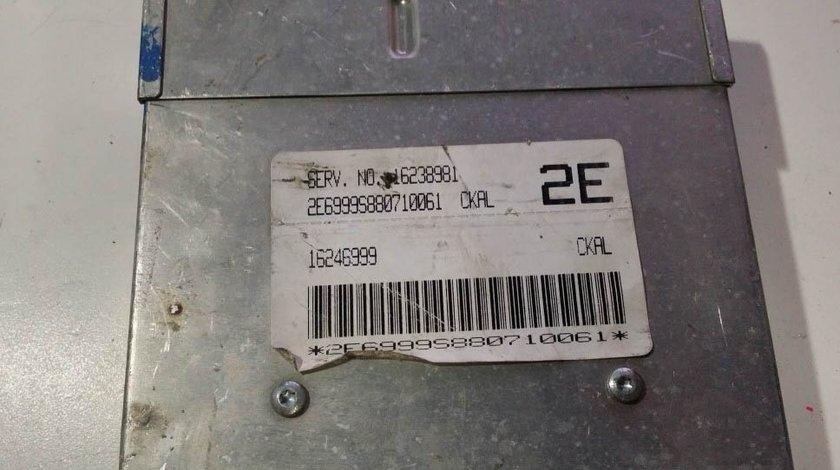 ECU Calculator motor Daewoo Nubira 16238981 CKAL