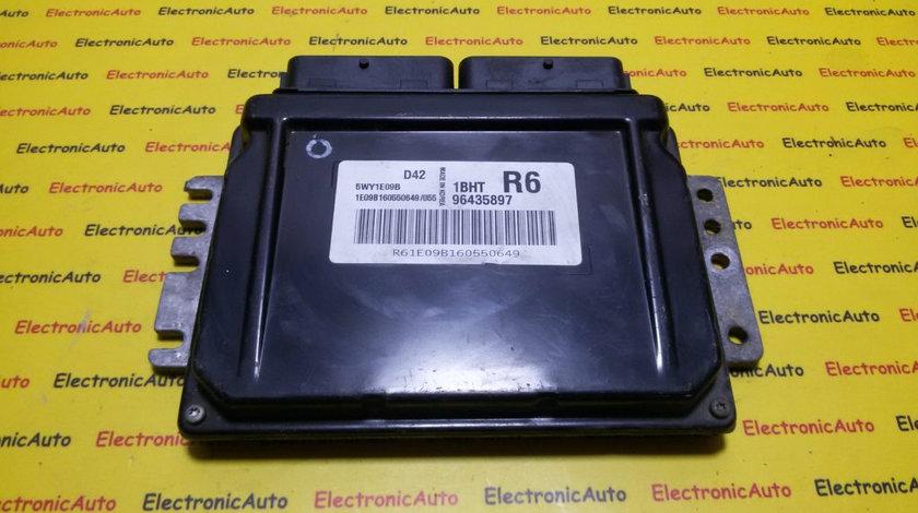 ECU Calculator motor Daewoo Tacuma 1.6 96435897, 5WY1E09B