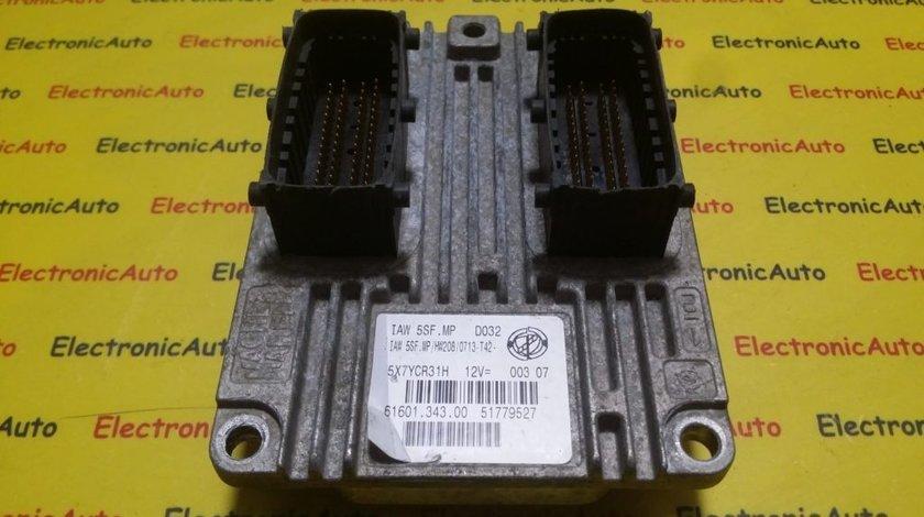 ECU Calculator motor Fiat Albea 1.4 51779527, IAW5SFMP