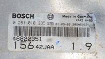 ECU CALCULATOR MOTOR FIAT-ALFA-LANCEA 1.9 JTD
