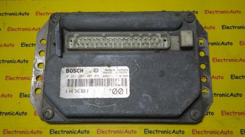 ECU Calculator motor Fiat Bravo 1.4 0261204405, 00465436680