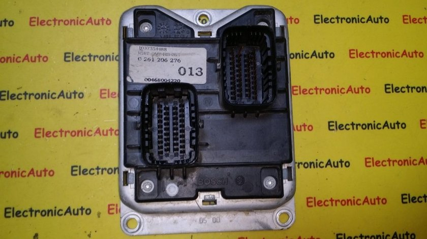 ECU Calculator motor Fiat Bravo 1.6 0261206276