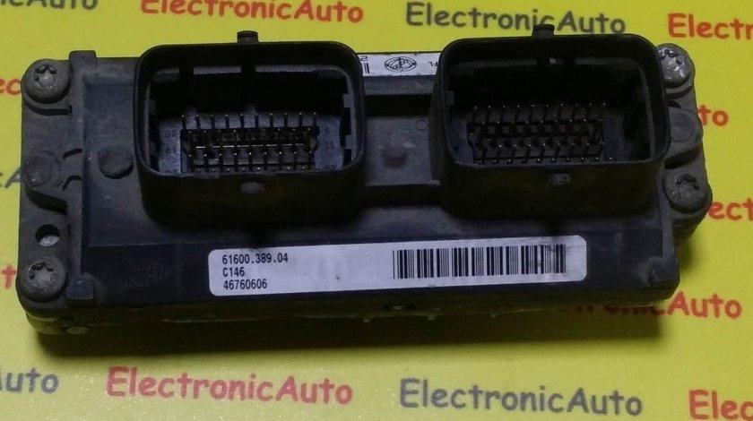 ECU Calculator motor Fiat Punto 1.2 46760606 IAW 59F.M2 6160038904