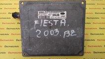 ECU Calculator Motor Ford Fiesta 1.3, 2S6A12A650ZC...
