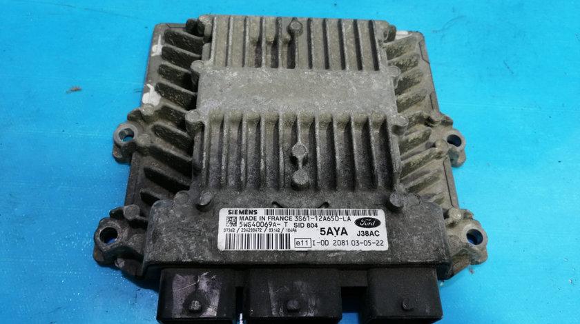ECU Calculator Motor Ford Fiesta 1.4 TDCI 3S6112A650LA, 5WS40069AT