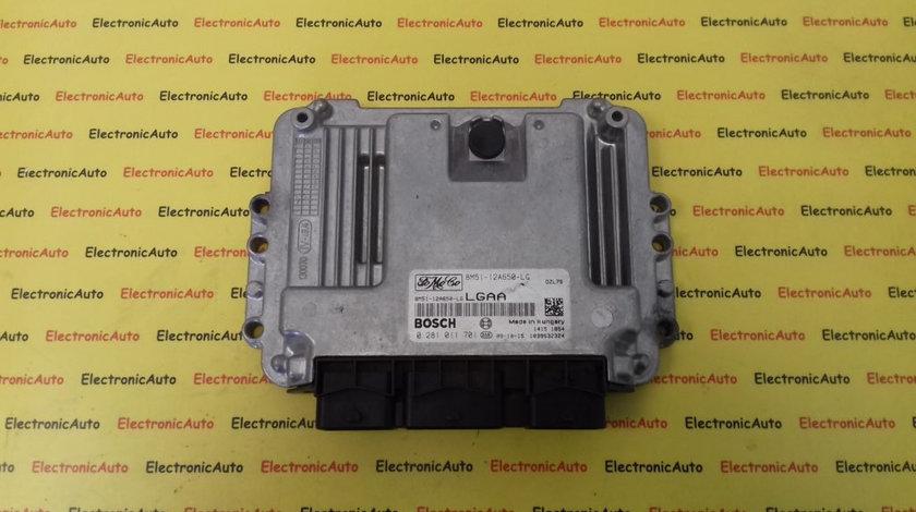 ECU Calculator Motor Ford Focus 1.6 TDCI, 8M5112A650LG, 0281011701