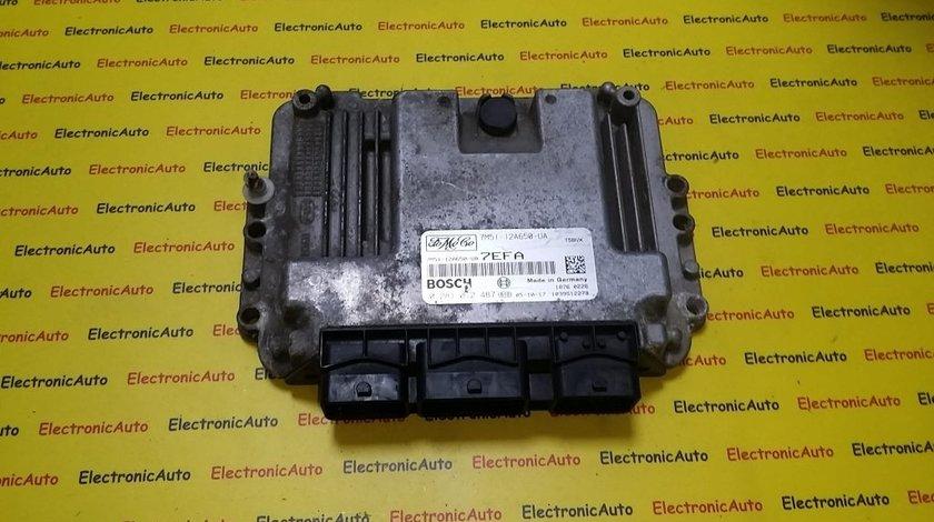 ECU Calculator motor Ford Focus 1.6 tdci 7M5112A650UA, 0281012487