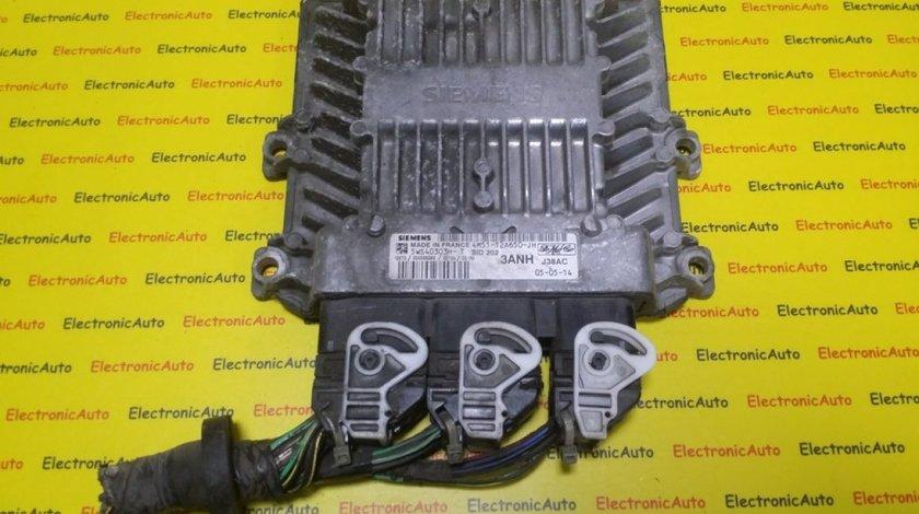 ECU Calculator Motor Ford Focus 1.8 TDCI, 4M5112A650JH, 5WS40303HT