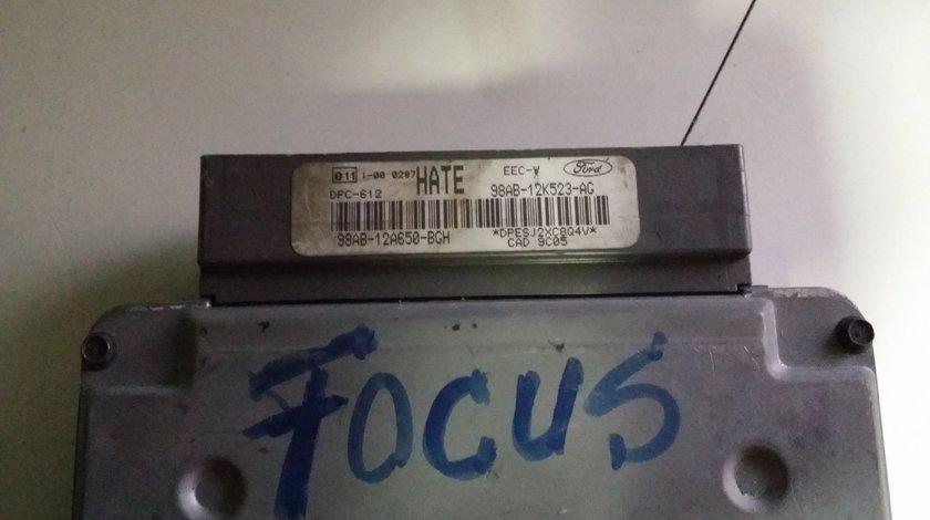 ECU Calculator motor Ford Focus 1.8TDDI 98AB-12A650-BGH DPC-612