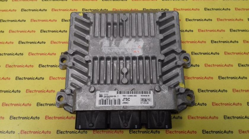 ECU Calculator Motor Ford Focus 2.0 TDCI, 7M5112A650ASC, SID803A, 5WS40551BT