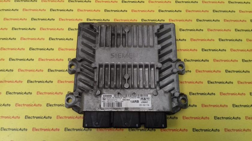 ECU Calculator Motor Ford Focus 2.0 TDCI, 5M5112A650MB