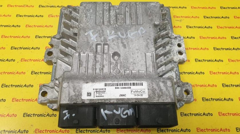 ECU Calculator Motor Ford Focus, S180133061B, BV61-12A650-EEB, SID807EVO