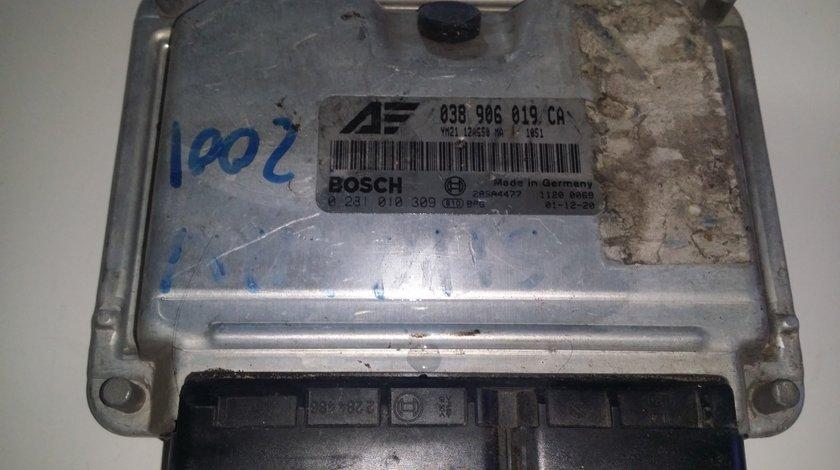 ECU Calculator motor Ford Galaxy 1.9TDI YM21-12A650-MA