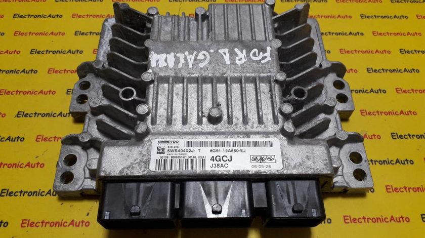 ECU Calculator motor Ford Galaxy 2.0TDCI 6G9112A650EJ, 5WS40402JT