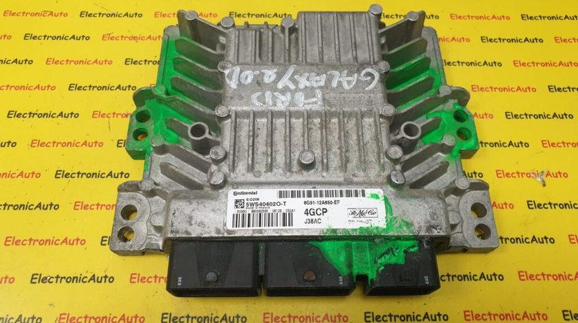 ECU Calculator Motor Ford Galaxy 2.0TDCi, 5WS40402O-T, 6G91-12A650-EP, SID206