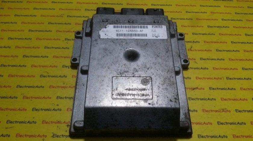 ECU Calculator motor Ford Transit 2.4TDCI 6C1112A650AF, 9DCF