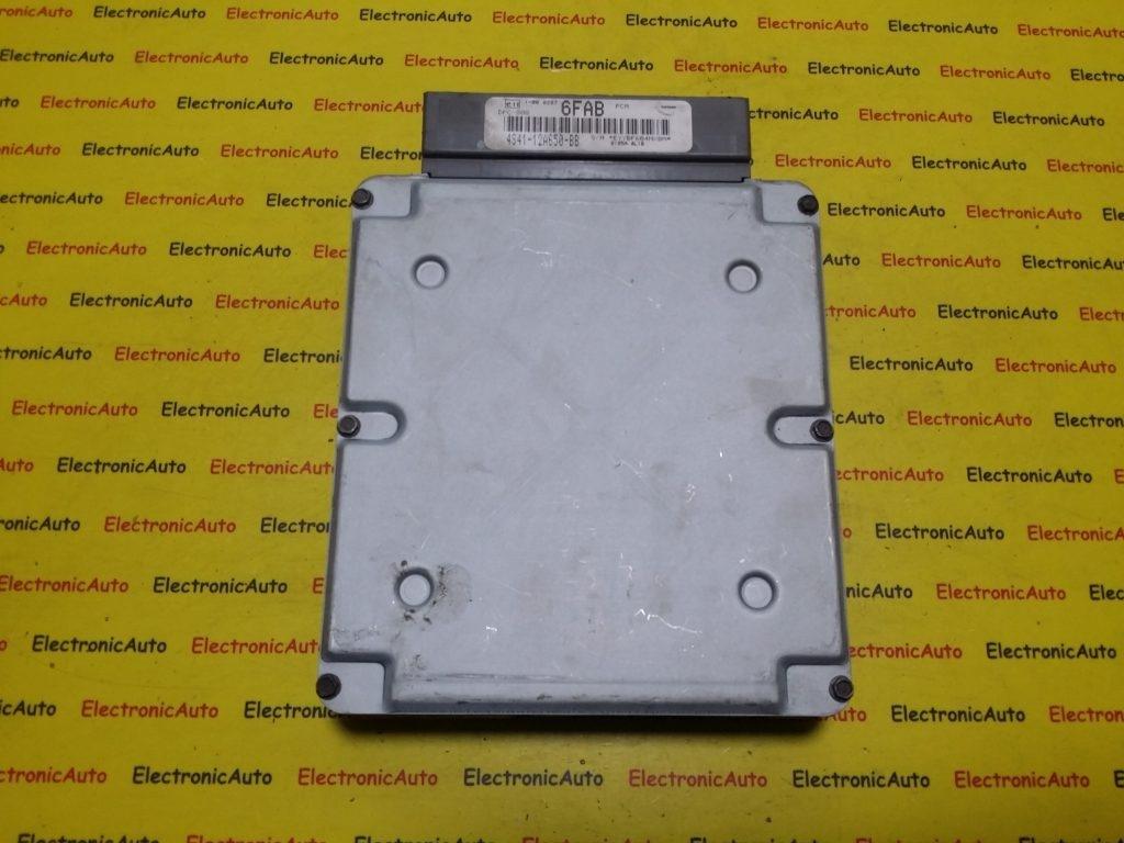 ECU Calculator motor Ford Transit Connect 1.8 tddi 4S4112A650BB