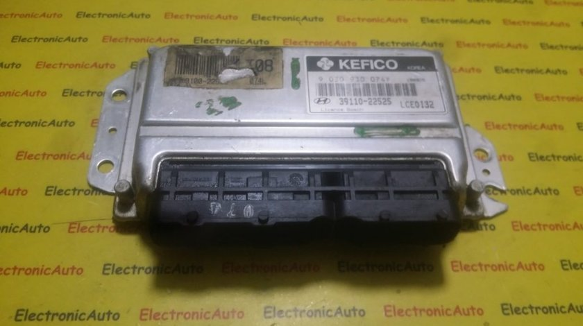 ECU Calculator motor Hyundai Accent 1.3 9030930074F, 3911022525
