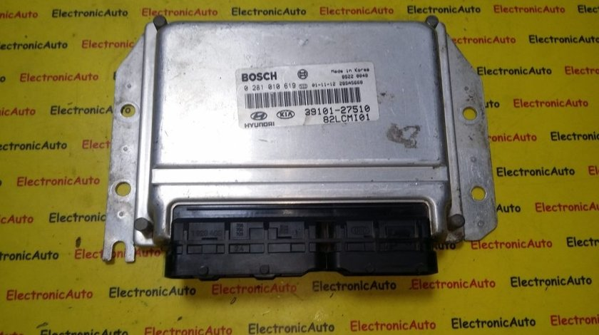 ECU Calculator motor Hyundai Accent 1.5CRDI 0281010619, 3910127510
