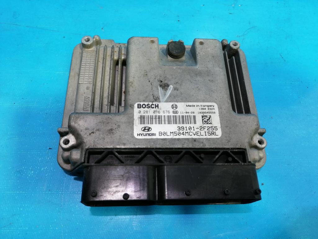 ECU Calculator Motor Hyundai IX35 2.0 CRDI 136CP 4X4 Manual 0281016676