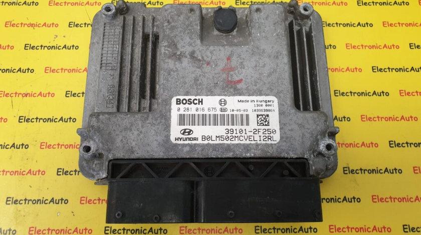 ECU Calculator Motor Hyundai IX35 2.0CRDi, 0281016675, 39101-2F250