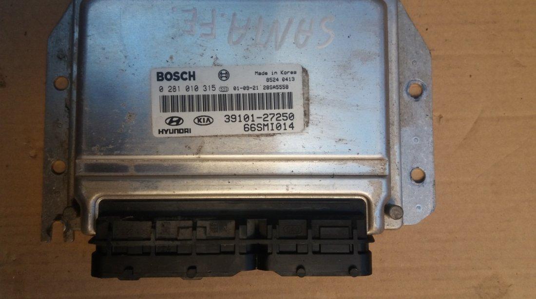 ECU Calculator motor Hyundai Santa Fe 2,0 CRDI an fab 2001 cod Bosch 0281010315