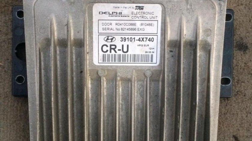 ECU Calculator motor Hyundai Terracan 2.9CRDI 39101-4X740 DDCR CR-11