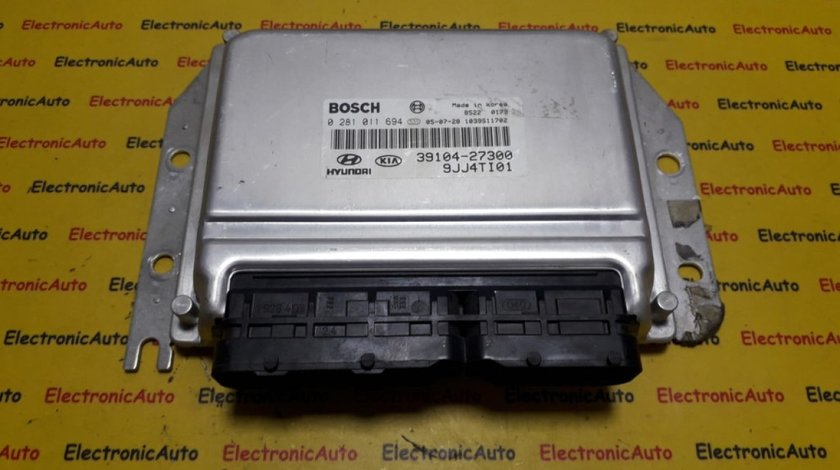 ECU Calculator motor Hyundai Tucson 2.0CRDI 3910427300, 0281011694