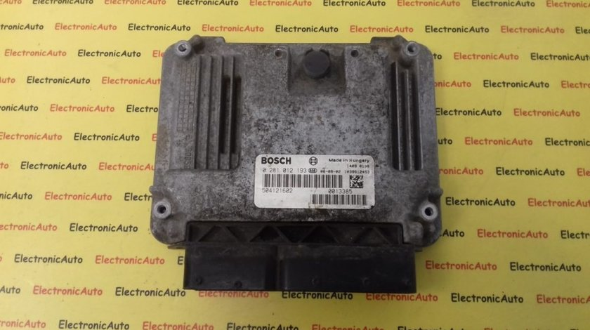 ECU Calculator Motor Iveco Daily 2.3 JTD, 0281012193, 504121602