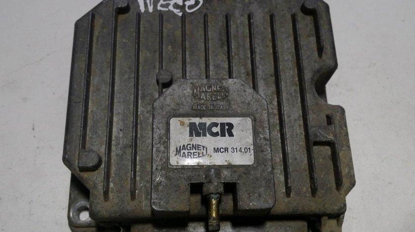 ECU Calculator motor IVECO MCR31401