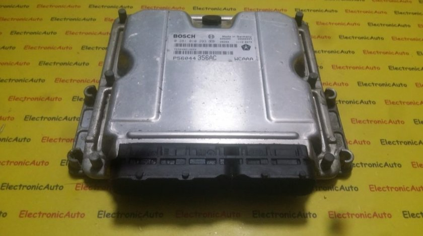 ECU Calculator motor Jeep Grand Cherokee 2.7 0281010293, P56044356AC