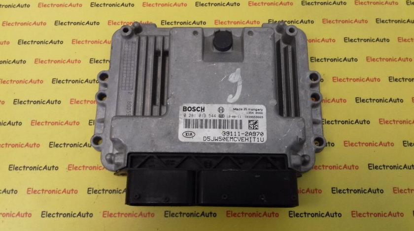 ECU Calculator Motor Kia Ceed 1.6 CRDI, 391112A970, 0281019544 (B5RST)