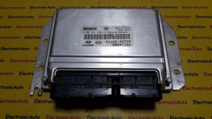 ECU Calculator motor Kia Sorento 2.5CRDI 391004A720, 0281011283