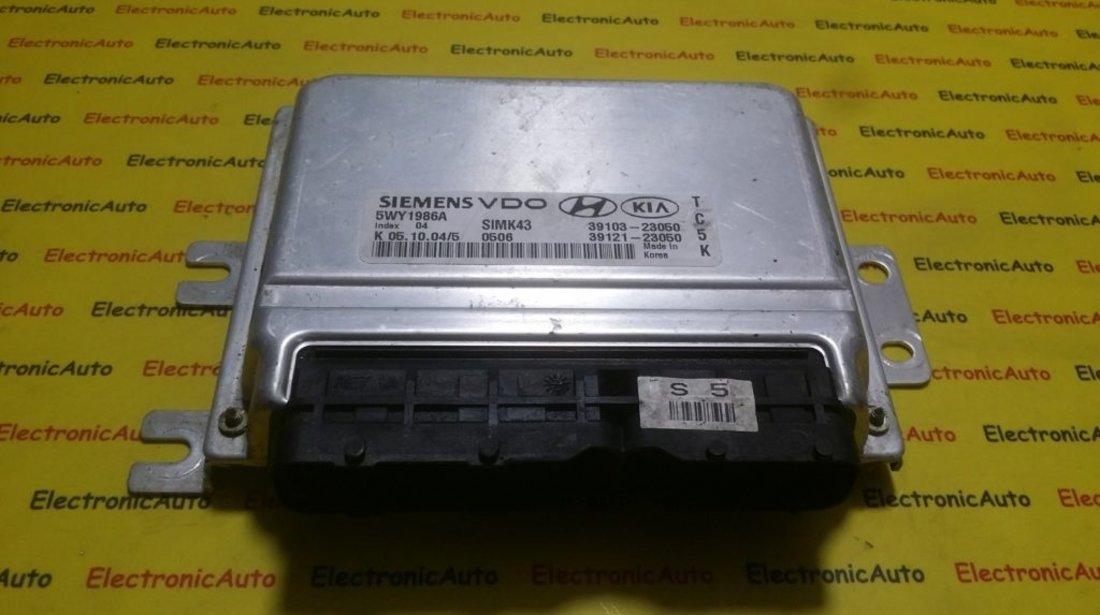 ECU Calculator motor Kia Sportage 2.0 3910323050, 3912123050
