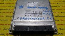 ECU Calculator motor Land Rover Freelander 2.0 d 0...