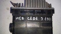 ECU Calculator motor Mercedes 190E 2.0 0065450032 ...