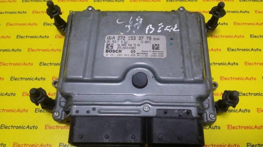 ECU Calculator Motor Mercedes CLS 350 3.5, A2721533779, 0261209064