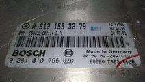 ECU Calculator motor Mercedes ML 270 2.7CDI A61215...