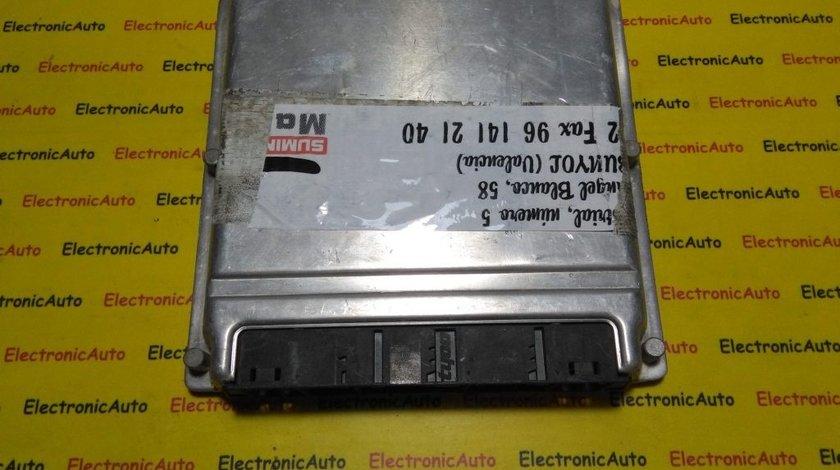 ECU Calculator motor Mercedes Sprinter 2.2CDI 0281011746, A6111531091