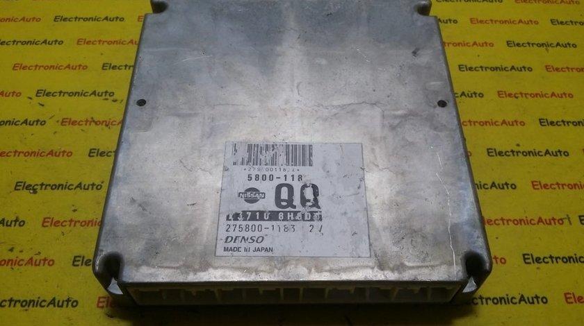 ECU Calculator motor Nissan X-Trail 2.2DCI 2758001183, 237108H800