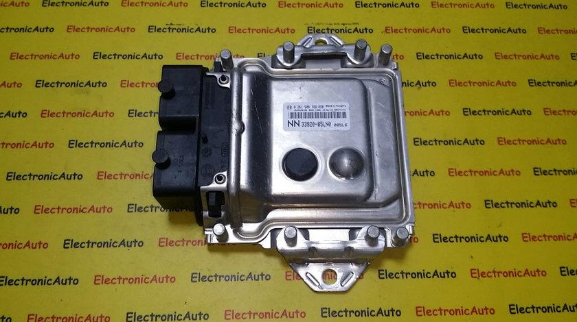 ECU Calculator motor Opel Agila, Suzuki Splash 1.0 0261S08126, 3392085LN0