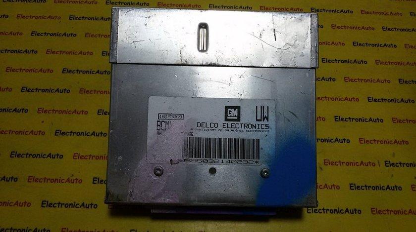ECU Calculator motor Opel Astra F 1.8 16183069
