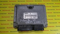 ECU Calculator motor Opel Astra G 1.7CDTI 02810108...