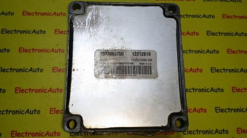 ECU Calculator motor Opel Astra G 1.7dti 12212819 8973065750