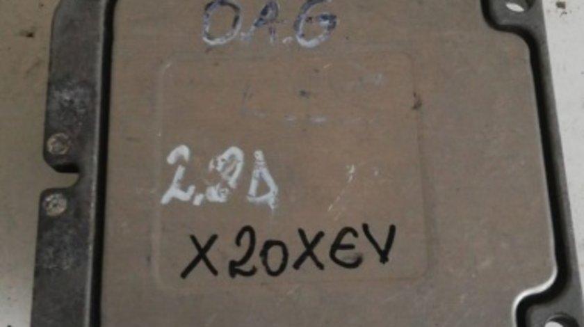 ECU calculator motor Opel Astra G 2.0 D cod GM 90520859 8070715331161