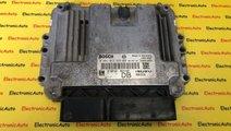 ECU Calculator motor Opel Astra H 1.7CDTI 02810126...
