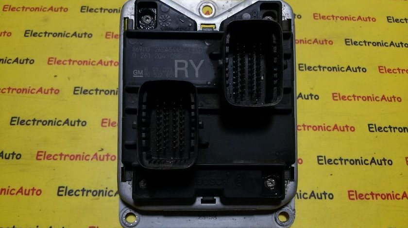 ECU Calculator motor Opel Corsa B 1.0 0261204058, 90532609