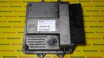 ECU Calculator motor Opel Corsa C 1.3CDTI 55196352...